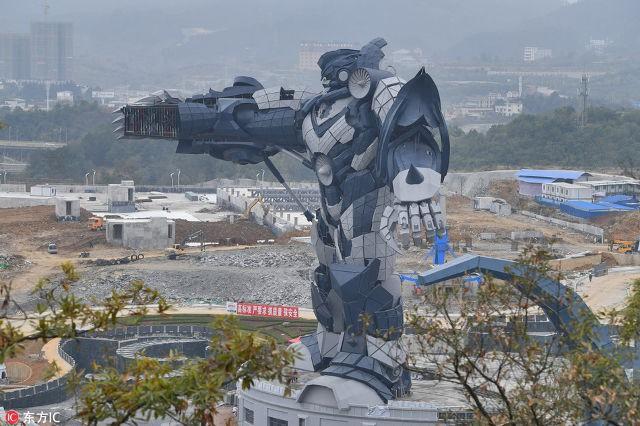 Công viên thực tế ảo 1,5 tỷ USD của Trung Quốc chính thức đi vào hoạt động - Ảnh 9.