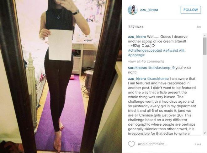 Bắt chước trào lưu luồn thang trên Tik Tok, nữ sinh Trung Quốc luồn đầu giường rồi bị mắc kẹt - Ảnh 3.