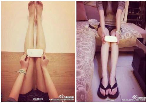 Bắt chước trào lưu luồn thang trên Tik Tok, nữ sinh Trung Quốc luồn đầu giường rồi bị mắc kẹt - Ảnh 4.