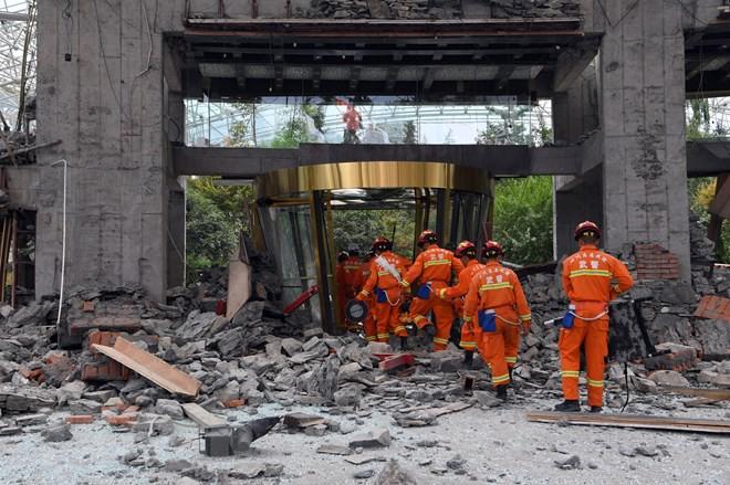 Trung Quốc xây dựng mạng lưới bản đồ đám mây với 2.000 trạm điều khiển để dự đoán động đất, độ chính xác lên đến 80% - Ảnh 3.