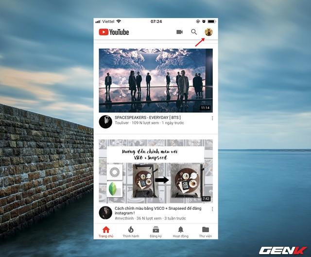 Kích hoạt tính năng nhắc nhở khi xem Youtube quá lâu trên iPhone - Ảnh 3.
