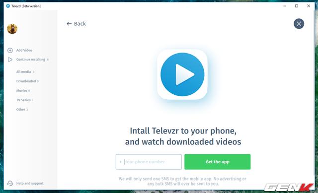Không cần cáp kết nối, bạn vẫn có thể tải và đồng bộ video Youtube từ máy tính qua smartphone dễ dàng nhờ ứng dụng này - Ảnh 7.