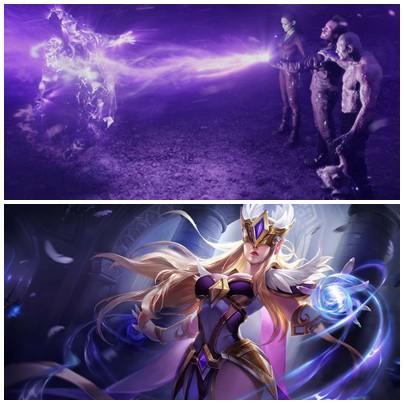 Viên đá Sức mạnh phải chăng được gắn trên mặt nạ của nữ hoàng ánh sáng Ilumia?