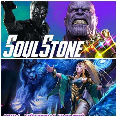 Arum nhờ có viên đá Linh hồn mới điều khiển được đám linh thú?