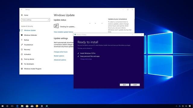 Trải nghiệm nhanh Windows 10 April 2018 Update: Fluent Design cực đẹp, Timeline tiện lợi - Ảnh 1.