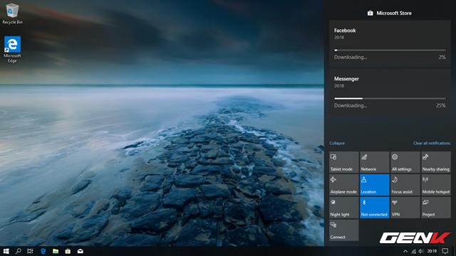 Trải nghiệm nhanh Windows 10 April 2018 Update: Fluent Design cực đẹp, Timeline tiện lợi - Ảnh 10.
