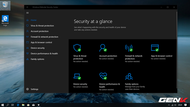 Trải nghiệm nhanh Windows 10 April 2018 Update: Fluent Design cực đẹp, Timeline tiện lợi - Ảnh 18.