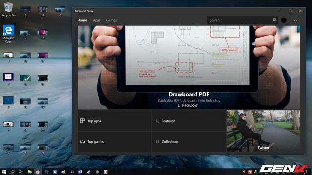 Trải nghiệm nhanh Windows 10 April 2018 Update: Fluent Design cực đẹp, Timeline tiện lợi - Ảnh 22.