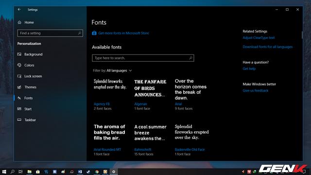 Trải nghiệm nhanh Windows 10 April 2018 Update: Fluent Design cực đẹp, Timeline tiện lợi - Ảnh 32.
