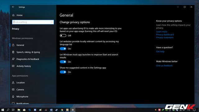 Trải nghiệm nhanh Windows 10 April 2018 Update: Fluent Design cực đẹp, Timeline tiện lợi - Ảnh 33.