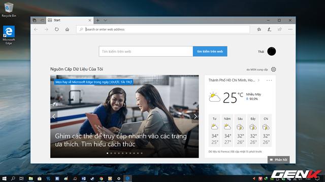 Trải nghiệm nhanh Windows 10 April 2018 Update: Fluent Design cực đẹp, Timeline tiện lợi - Ảnh 4.