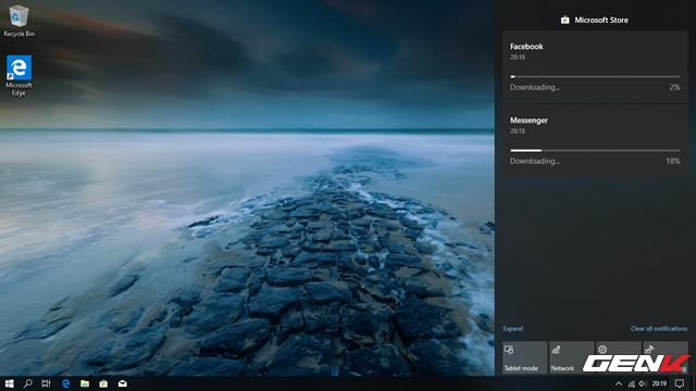 Trải nghiệm nhanh Windows 10 April 2018 Update: Fluent Design cực đẹp, Timeline tiện lợi - Ảnh 9.