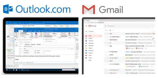 Cuộc chiến email: Tại sao Google và Microsoft tích cực đầu tư vào dịch vụ email miễn phí? - Ảnh 1.
