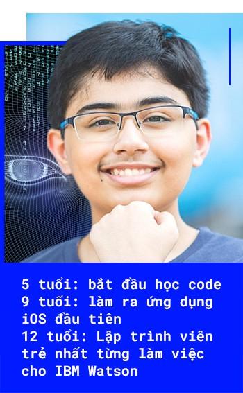 Chân dung Tanmay Bakshi: 14 tuổi, đang làm cố vấn cho IBM, là chuyên gia về AI, học lập trình từ năm 5 tuổi - Ảnh 3.