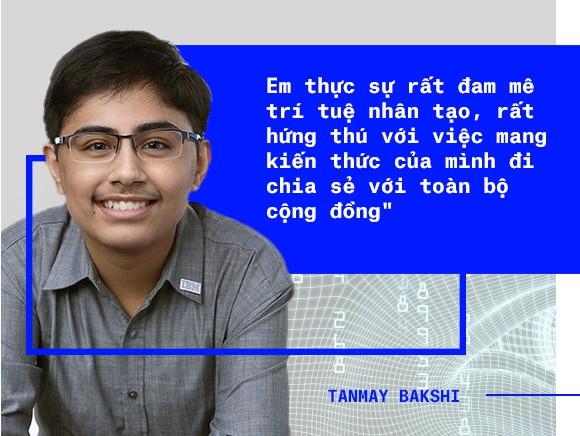 Chân dung Tanmay Bakshi: 14 tuổi, đang làm cố vấn cho IBM, là chuyên gia về AI, học lập trình từ năm 5 tuổi - Ảnh 7.