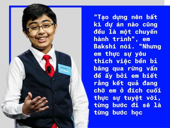 Chân dung Tanmay Bakshi: 14 tuổi, đang làm cố vấn cho IBM, là chuyên gia về AI, học lập trình từ năm 5 tuổi - Ảnh 10.