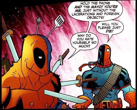 5 sự thật thú vị, hài hước của gã bựa nhân Deadpool - Ảnh 1.