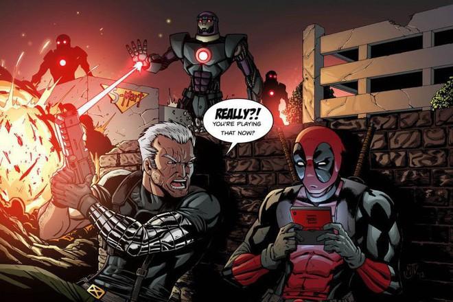 5 sự thật thú vị, hài hước của gã bựa nhân Deadpool - Ảnh 3.