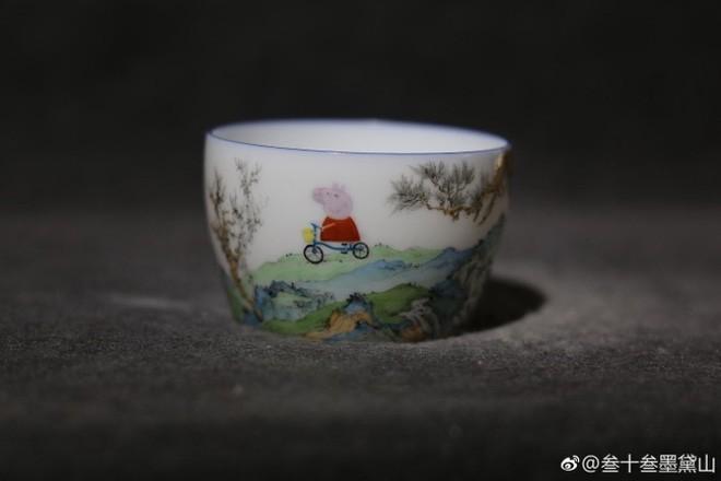 Peppa Pig, nhân vật hoạt hình Anh đã trở thành biểu tượng văn hóa hái ra tiền tại Trung Quốc - Ảnh 6.