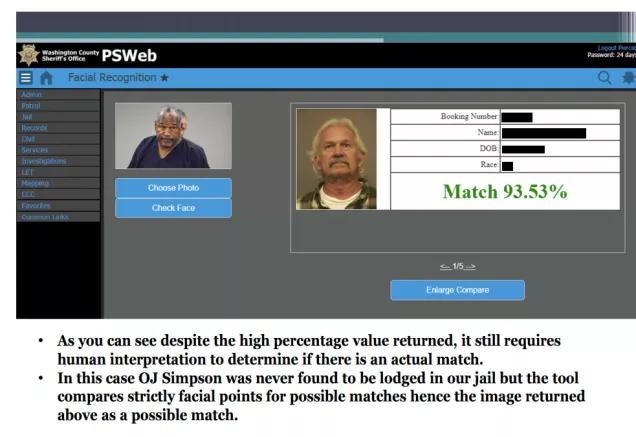 Công nghệ nhận diện khuôn mặt của Amazon quá đáng sợ...kể cả đối với cảnh sát - Ảnh 2.