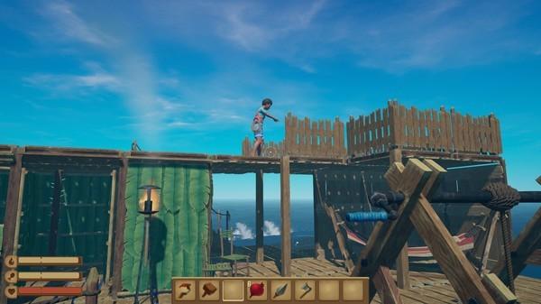 """Mang đậm tính chất xây dựng, ở đây chúng ta có thể thỏa mãn sức sáng tạo để xây nên những """"Tiểu vương quốc"""" độc đáo trên biển"""