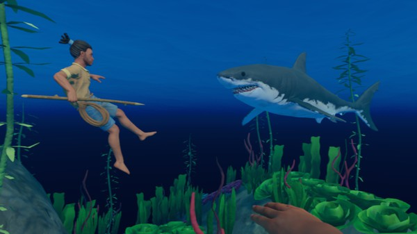 Cá mập chính là đối thủ nguy hiểm nhất của chúng ta tại RAFT, hãy cẩn thận nếu không muốn làm mồi cho chúng