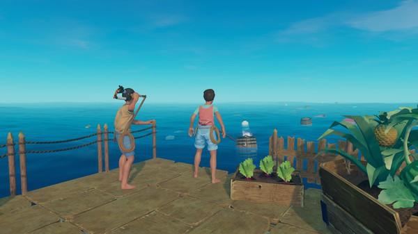 Chế độ Co-op cũng là sự thay đổi quan trọng, khi ở phiên bản trước khá tẻ nhạt khi Game chỉ có một mình lênh đênh giữa biển