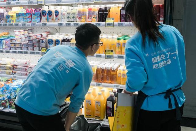 Siêu thị tương lai của Alibaba tại Trung Quốc đã vượt xa nước Mỹ: Giao hàng trong 30 phút, thanh toán qua nhân diện khuôn mặt - Ảnh 13.
