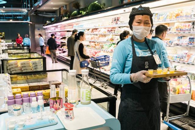 Siêu thị tương lai của Alibaba tại Trung Quốc đã vượt xa nước Mỹ: Giao hàng trong 30 phút, thanh toán qua nhân diện khuôn mặt - Ảnh 21.