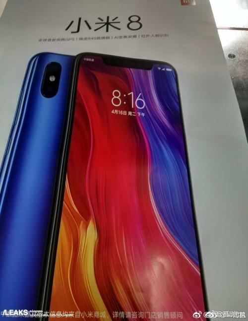 Rò rỉ hộp bán lẻ Xiaomi Mi 8 xác nhận thiết bị có camera kép, mô-đun GPS kép và không có jack 3.5mm - Ảnh 2.