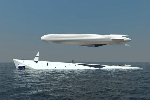 Cùng ngắm nhìn siêu du thuyền khổng lồ như bước ra từ những bộ phim khoa học viễn tưởng - Ảnh 10.
