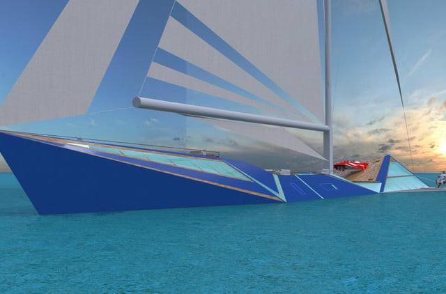 Cùng ngắm nhìn siêu du thuyền khổng lồ như bước ra từ những bộ phim khoa học viễn tưởng - Ảnh 7.