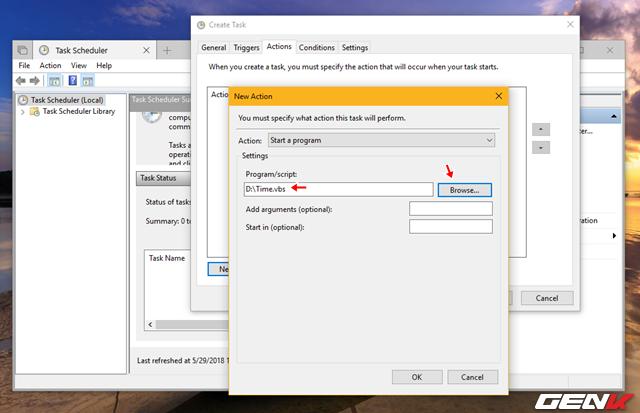 Cách kích hoạt tính năng thông báo giờ trên Windows 10 - Ảnh 11.