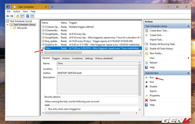 Cách kích hoạt tính năng thông báo giờ trên Windows 10 - Ảnh 13.