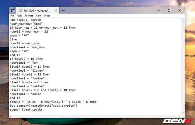 Cách kích hoạt tính năng thông báo giờ trên Windows 10 - Ảnh 2.