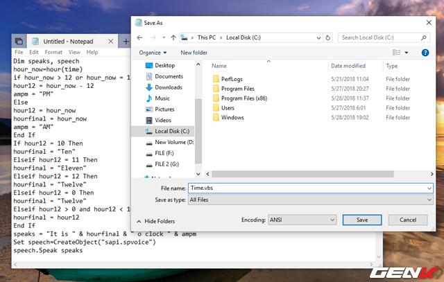 Cách kích hoạt tính năng thông báo giờ trên Windows 10 - Ảnh 4.
