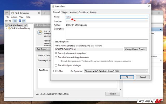 Cách kích hoạt tính năng thông báo giờ trên Windows 10 - Ảnh 7.