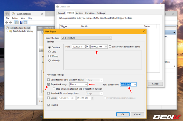 Cách kích hoạt tính năng thông báo giờ trên Windows 10 - Ảnh 9.