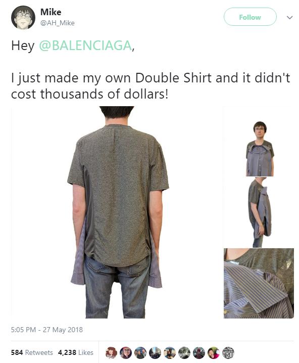 Cười ngất với chiếc áo sơ mi-phông giá 30 triệu đồng của Balenciaga - Ảnh 5.