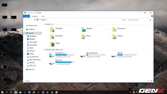 Cách để bạn lấy lại không gian lưu trữ sau khi nâng cấp lên Windows 10 April 2018 Update - Ảnh 11.