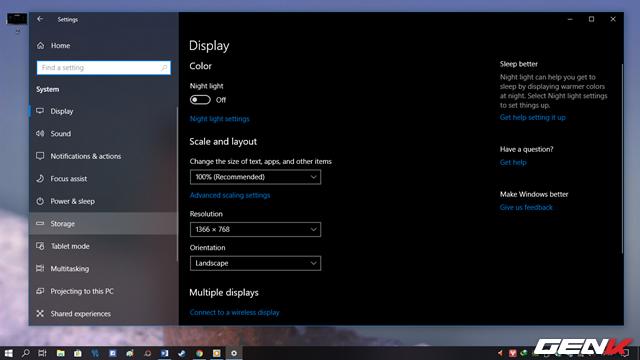 Cách để bạn lấy lại không gian lưu trữ sau khi nâng cấp lên Windows 10 April 2018 Update - Ảnh 3.