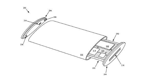 Apple công bố bằng sáng chế smartphone với màn hình bao quanh thân máy, có thể sẽ áp dụng cho thế hệ iPhone 2020 - Ảnh 1.