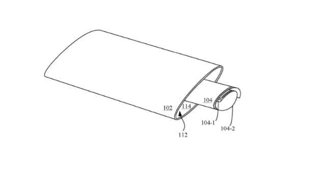 Apple công bố bằng sáng chế smartphone với màn hình bao quanh thân máy, có thể sẽ áp dụng cho thế hệ iPhone 2020 - Ảnh 2.