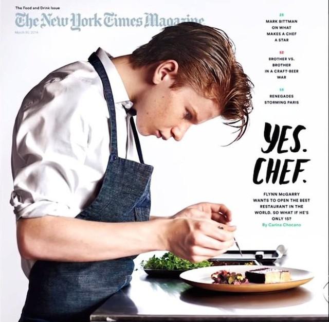 13 tuổi đã chủ động tìm đến những đầu bếp danh tiếng để học việc và 6 năm sau, cậu bé ngày nào khiến cả thế giới nghiêng mình kính nể - Ảnh 1.