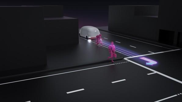 Những ý tưởng táo bạo về hệ thống giao thông thông minh giúp hạn chế khả năng gây tai nạn của xe tự lái - Ảnh 2.