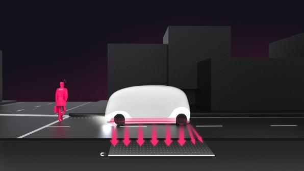 Những ý tưởng táo bạo về hệ thống giao thông thông minh giúp hạn chế khả năng gây tai nạn của xe tự lái - Ảnh 5.