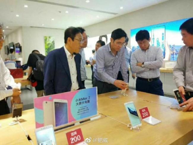 Thái tử Lee Jae-yong thăm cửa hàng Xiaomi tại Thâm Quyến, Samsung sắp có thay đổi lớn tại Trung Quốc? - Ảnh 1.