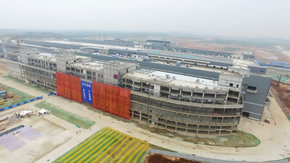 Cơn đại hồng thủy chip Trung Quốc đe dọa vị thế Samsung, Intel và TSMC - Ảnh 6.