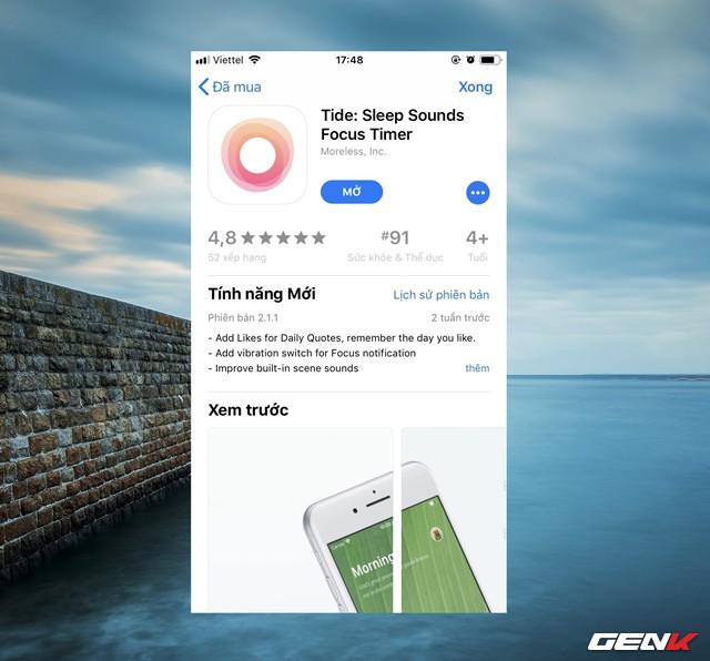 Mất ngủ thật khó chịu, và đây là các app giúp bạn dễ dàng chìm vào giấc ngủ - Ảnh 2.
