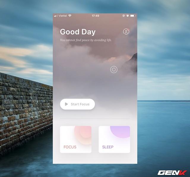 Mất ngủ thật khó chịu, và đây là các app giúp bạn dễ dàng chìm vào giấc ngủ - Ảnh 6.